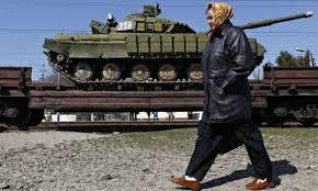 Vene tank teel